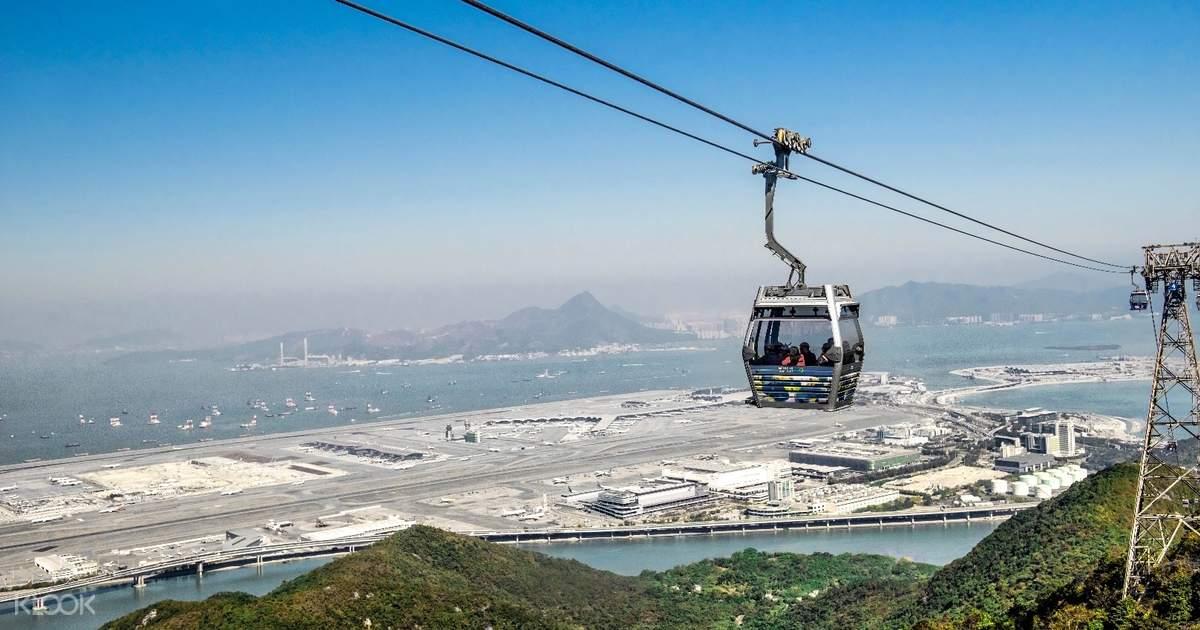 Ngong Ping 360 Cable Car Tickets in Hong Kong (Standard